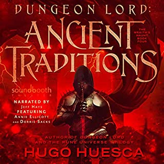 Dungeon Lord: Ancient Traditions Titelbild