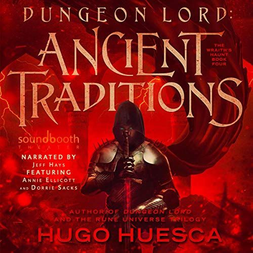 Page de couverture de Dungeon Lord: Ancient Traditions