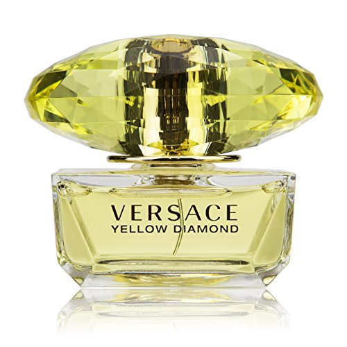 Yellow Diamond Eau De Toilette Spray 50ml/1.7oz by Versace