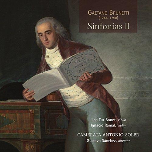 Sinfonía No. 8 en Fa mayor, L.297: IV. Allegro di molto
