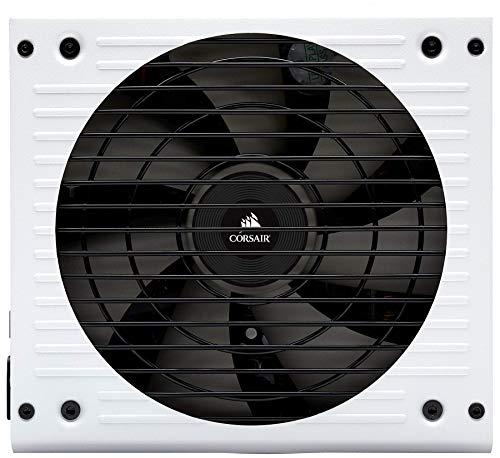 Corsair RMX White Series (2018), RM850x, 850 Watt, 80+ Gold Certified, Fully Modular Power Supply - White, 80 PLUS Gold (CP-9020188-NA)