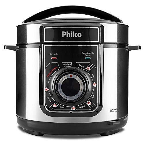 Panela de Pressão Multifuncional PHILCO PPP02 Inox
