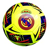 Real Madrid 2018/2019 - Balón de fútbol (talla 5)