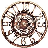 Best Outdoor Clocks - Outdoor Wall Clock, Garden Clock, Taodyans 12 in Review