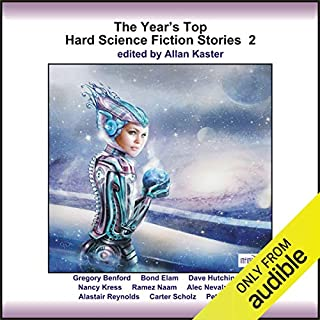The Year's Top Hard Science Fiction Stories 2 Titelbild