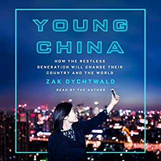 Young China audiobook cover art