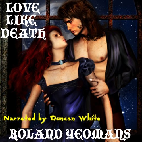 Love Like Death audiobook cover art