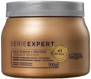 Loreal Profissional Absolut Repair Gold Quinoa Máscara 500 g