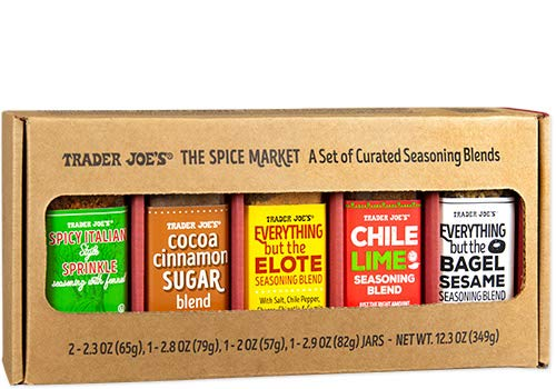 Trader Joe's The Spice Market Gift Set