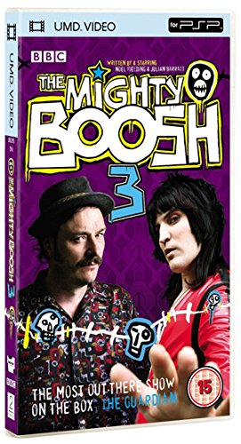 The Mighty Boosh: Series 3 [UMD Mini for PSP]