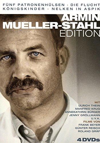 Armin Mueller-Stahl Edition (4er-Schuber: Fünf Patronenhülsen - Königskinder - Nelken in Aspik - Die Flucht) [4 DVDs]