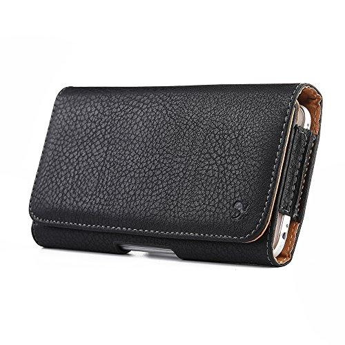for Blu Studio Energy X Plus 2, Vivo XL2, Vivo 5R, Pure XR, Vivo XL4, Vivo XI, Vivo XI+ Premium Horizontal Leather Case