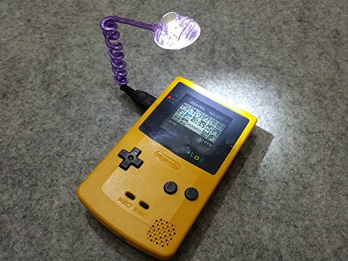 Worm Light Illumination LED Lamps for Nintendo GBC GBP Gameboy Color & Gameboy Pocket