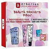 Erborian Kit Belleza Perfect Pink Cream, 15ml + Crema CC, 15ml + Ritual en minitallas