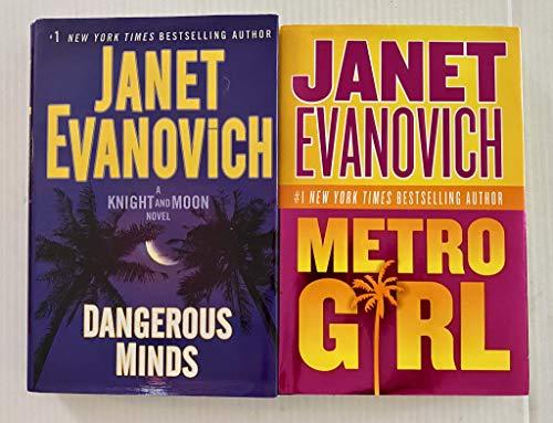 2 Books! 1) Dangerous Minds 2) Metro Girl