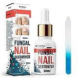 Prima Tratamiento de hongos para las uñas Fungal Nail Destroyer, Apto para Hongos Uñas P...