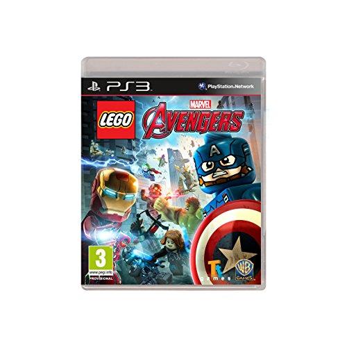 LEGO Marvel Avengers - PlayStation 3 - [Edizione: Regno Unito]