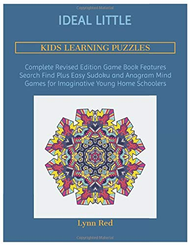 Ideal Little Kids Learning Puzzles: Complete Revised Edition Game Book Features Search Find Plus ...