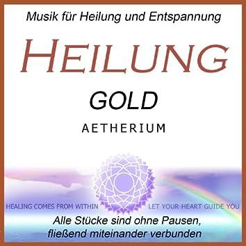 Heilung Gold: Alle Stücke sind ohne Pausen, fließend miteinander verbunden