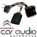 T1 Audio T1-CT3 Adaptateur audio d'interface de commande au volant – Citroën C2, C3, C4, C5 MKII,...