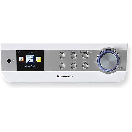 Soundmaster Ir1450we Internetradio Für Den Küchenunterbau Oder Als Standgerät Heimkino Tv Video