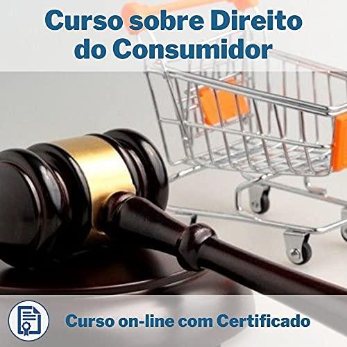 Curso Online em videoaula sobre Direito do Consumidor com Certificado + 2 brindes