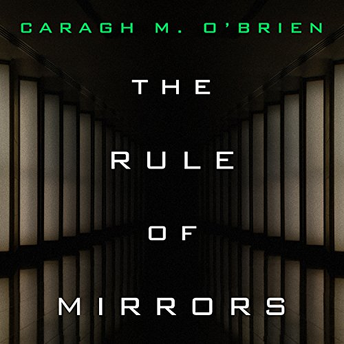The Rule of Mirrors audiobook cover art