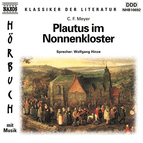 Plautus im Nonnenkloster audiobook cover art