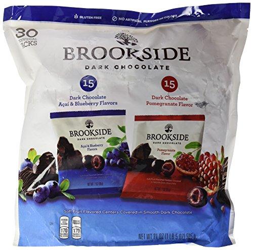 Brookside Dark Chocolate Variety Pack 21 Ounce