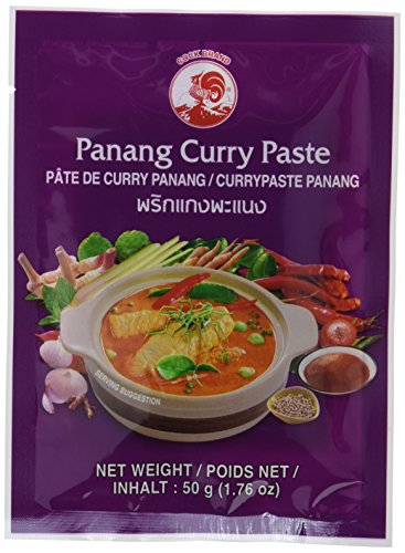 Cock Currypaste, Panang, 6er Pack (6 x 50 g Packung)