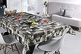 Peyer-Syntex Wachstuchtischdecke Milano New York 190x140cm