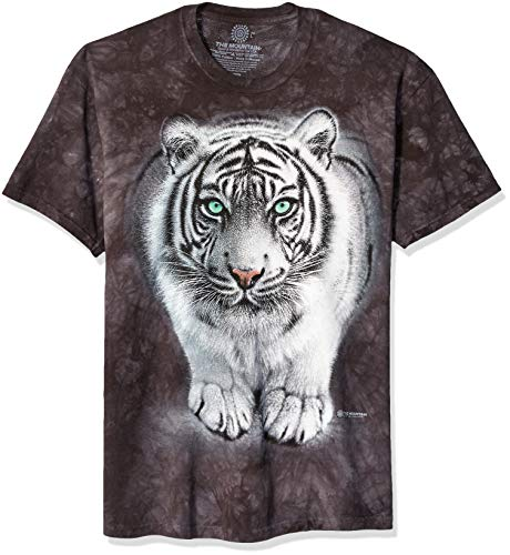 The Mountain Unisex-Erwachsene Wild Intentions T-Shirt, grau, Medium