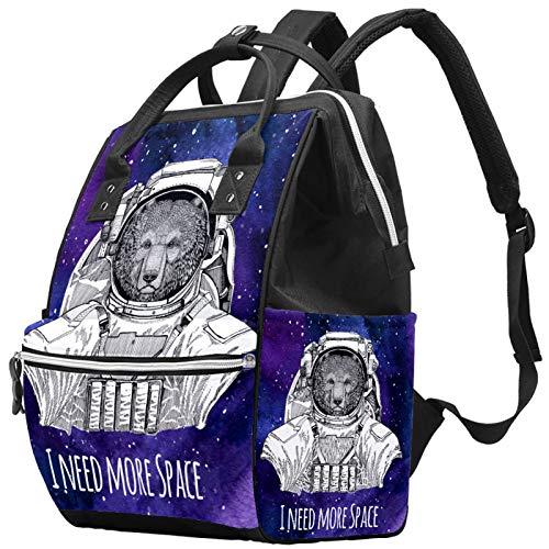 Galaxy Purple Mochila para ordenador portátil, 14 pulgadas, elegante mochila universitaria, de viaje, de trabajo