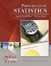 DSST Principles of Statistics DANTES Study Guide (Perfect Bound) [Paperback]