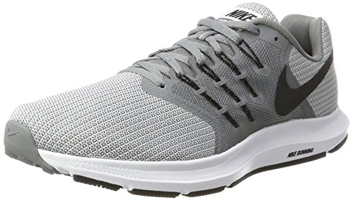 Nike Run Swift, Zapatillas de Running para Hombre, Gris (Cool Grey/Black-Wolf Grey-Black), 39 EU