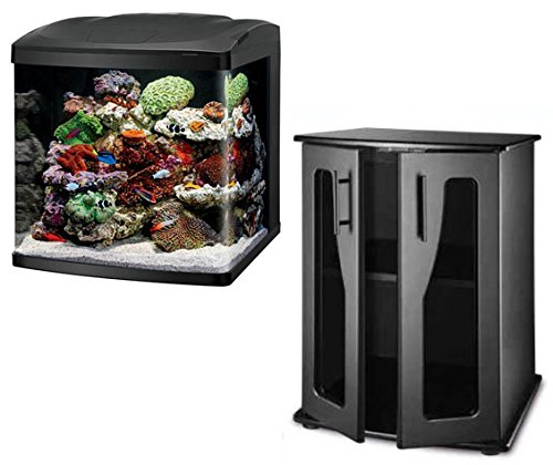 BioCube Coralife Size 32 LED Aquarium & Stand (New Improved Version) Combo