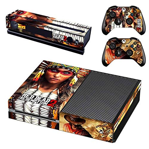 Tullia Xbox One Console and 2 Controllers Skin Set - Play video games – Xbox One Vinyl