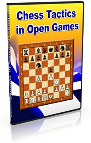 Chess Tactics in Open Games by The House of Staunton, Inc.