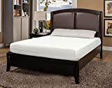 IRVINE HOME COLLECTION Twin Size 6-Inch, Gel Memory Foam Mattress, Medium Firm Feel, Cool Sleep and Pressure Relief, CertiPUR-US Certified, Great for Kids, Bunk Beds, Trundles, Campers, and Daybeds