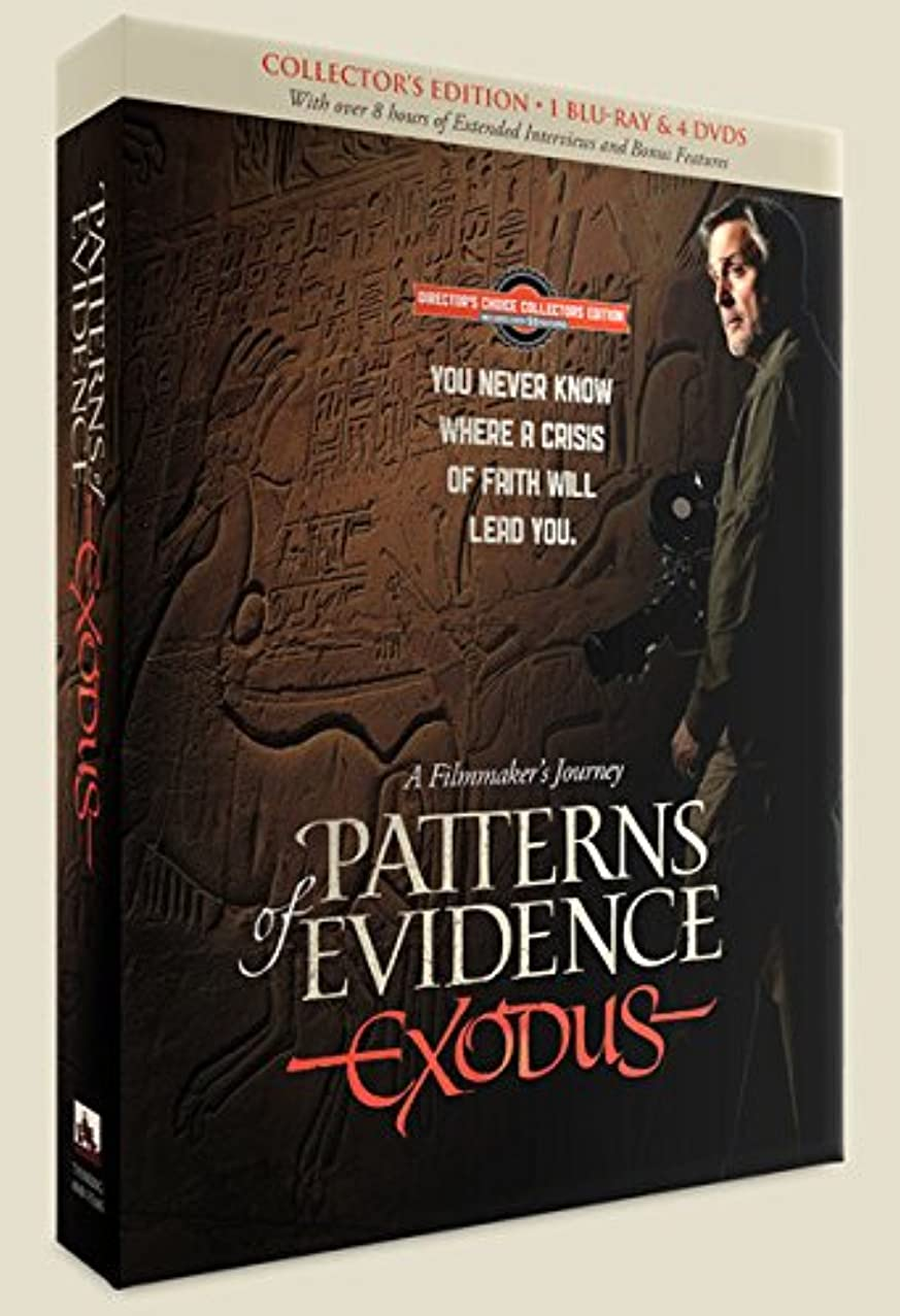 Patterns of Evidence: The Exodus Collector's Edition Box Set