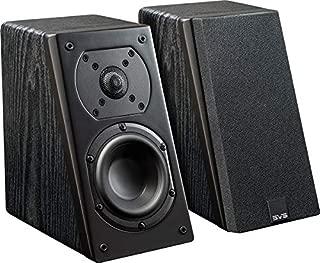 SVS Prime Elevation Speakers Pair - Black Ash