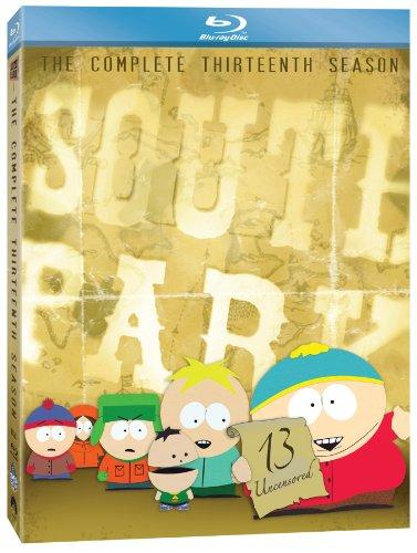 『South Park: Complete Thirteenth Season [Blu-ray] [Import]』のトップ画像
