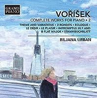Vorisek: Complete Works for Pi