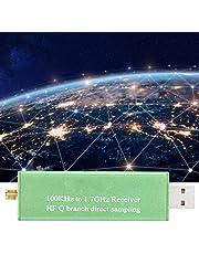 digitale radio full-band wereldontvanger Draagbare digitale wereld full-band radio-ontvanger 25MHZ tot 1760MHZ communicatiesysteem