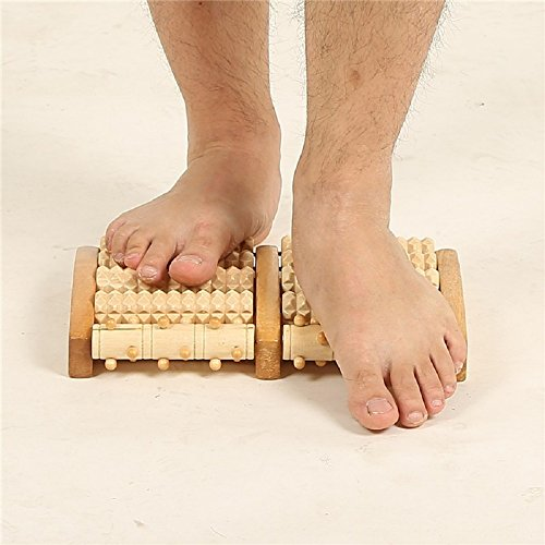 Willdo Dual Foot Massager Roller-Heal Foot Spur Arch Pain, Stress Relieve...