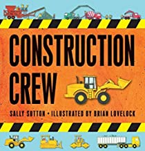 Construction Crew: Boxed Set by Sally Sutton (2016-09-13)