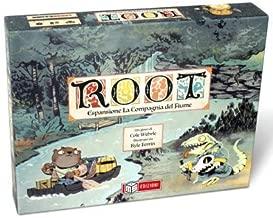 MS Edizioni- Root-LA Compagnia del Fiume-ESPANSIONE, 8051772100162