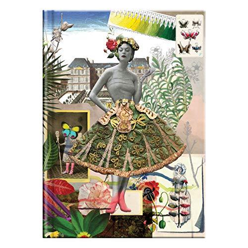 Christian Lacroix Fashion's Seasons B5 Journal