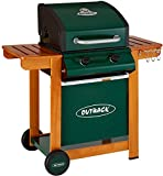 Outback Trooper Gasgrill mit 2 Brennern