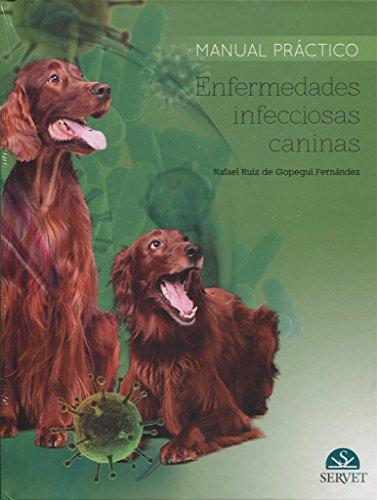 Enfermedades infecciosas caninas - Libros de veterinaria - Editorial Servet